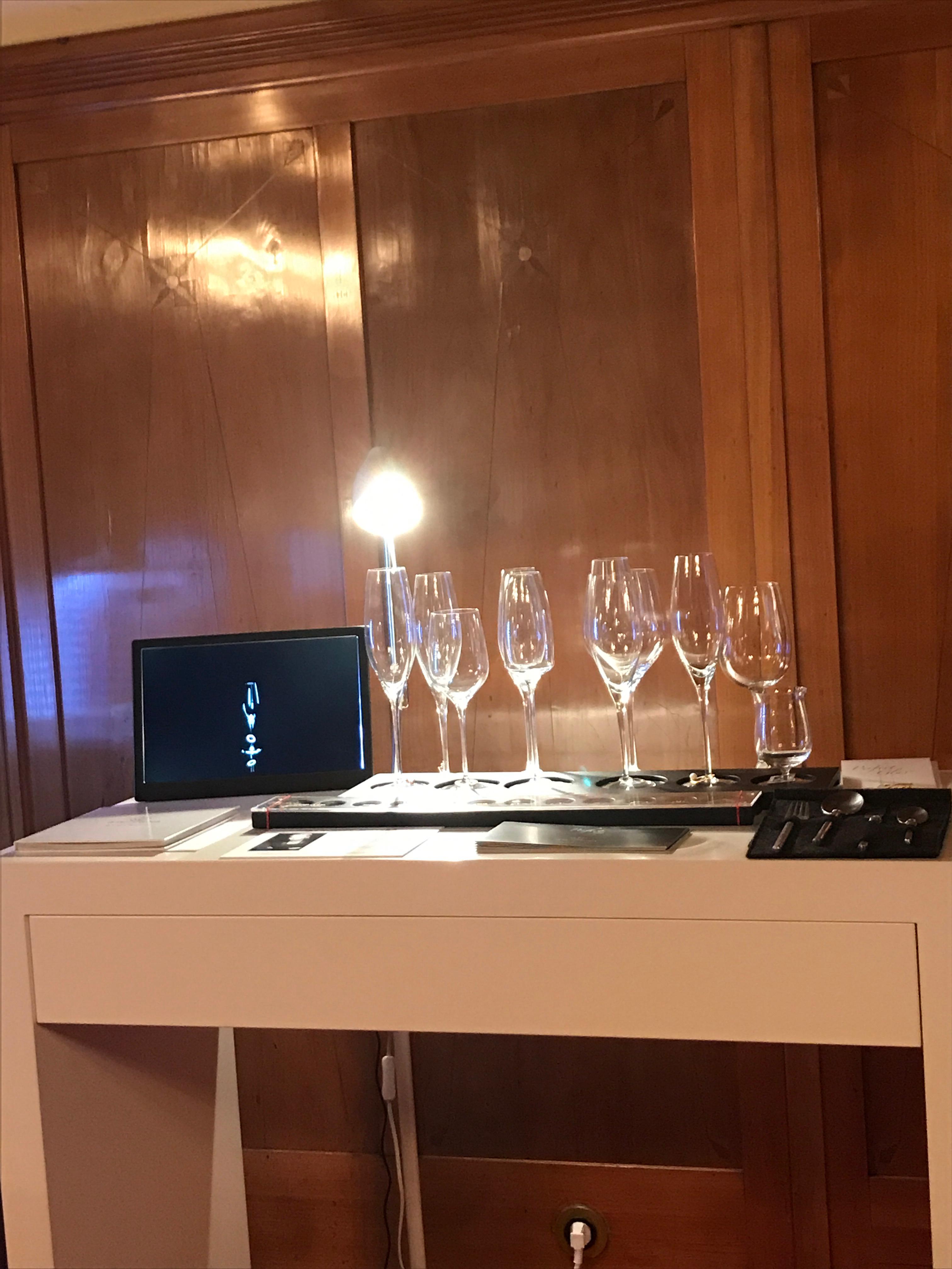 Perfec Glas by Beatrice Müller Wintertraum Stein 2017